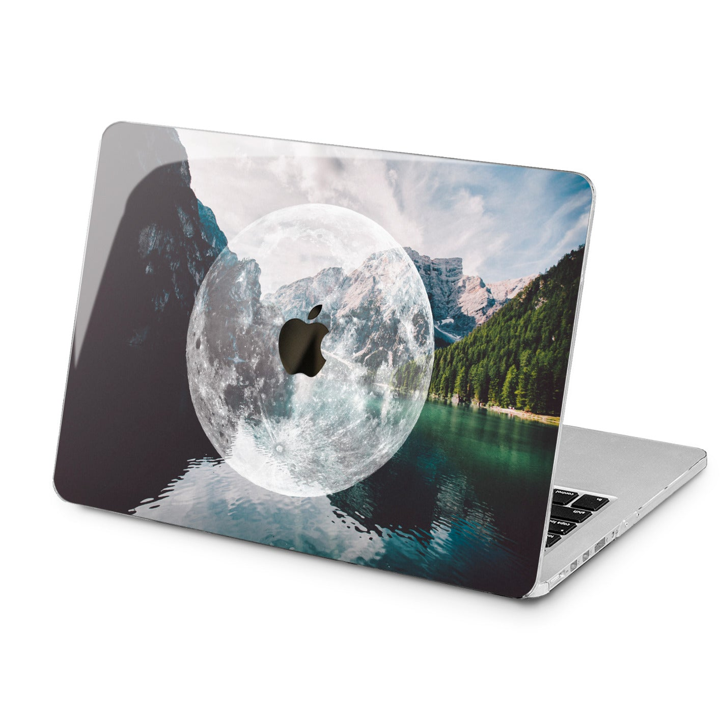 Lex Altern Lex Altern Moon Nature Case for your Laptop Apple Macbook.