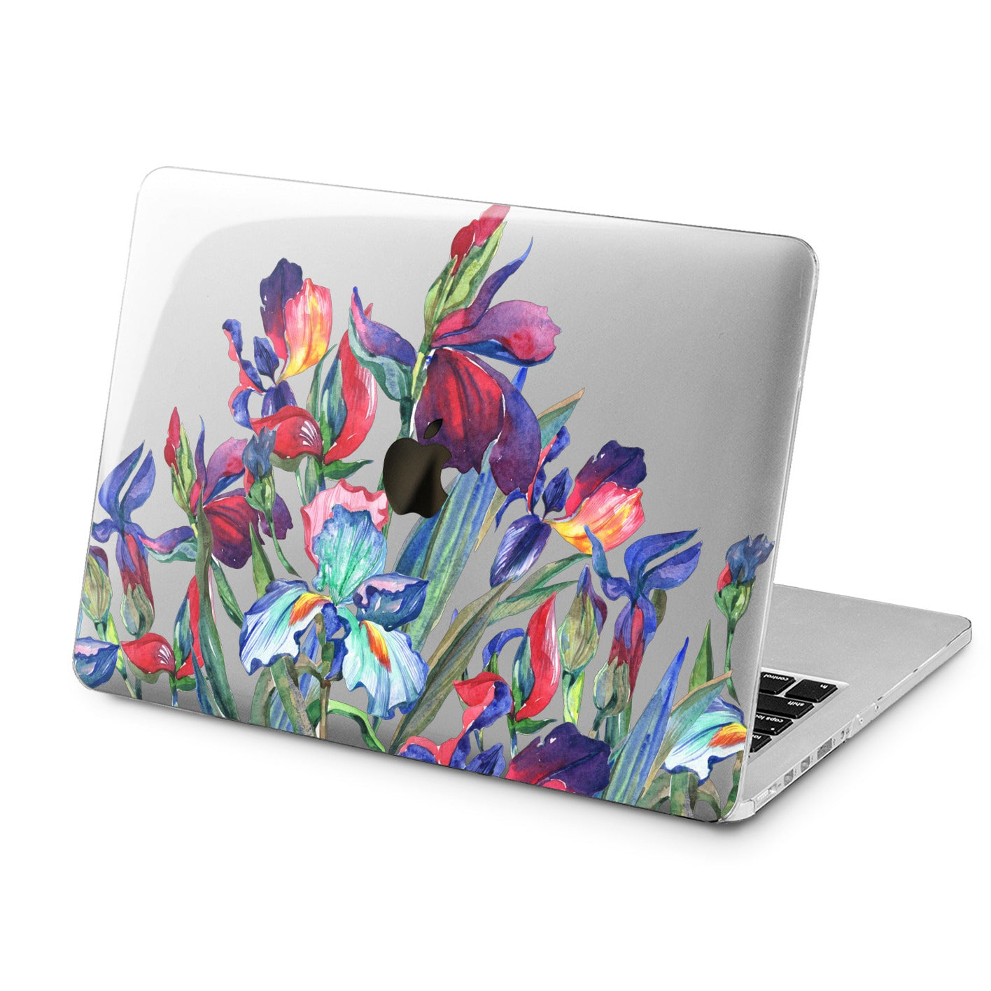 Lex Altern Lex Altern Iris Blue Case for your Laptop Apple Macbook.