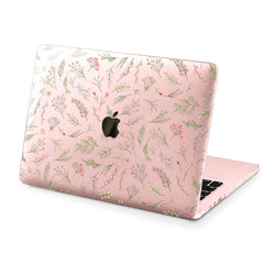 Lex Altern Hard Plastic MacBook Case Tender Wildflowers