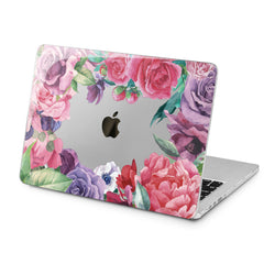 Lex Altern Lex Altern Floral Bouquet Case for your Laptop Apple Macbook.