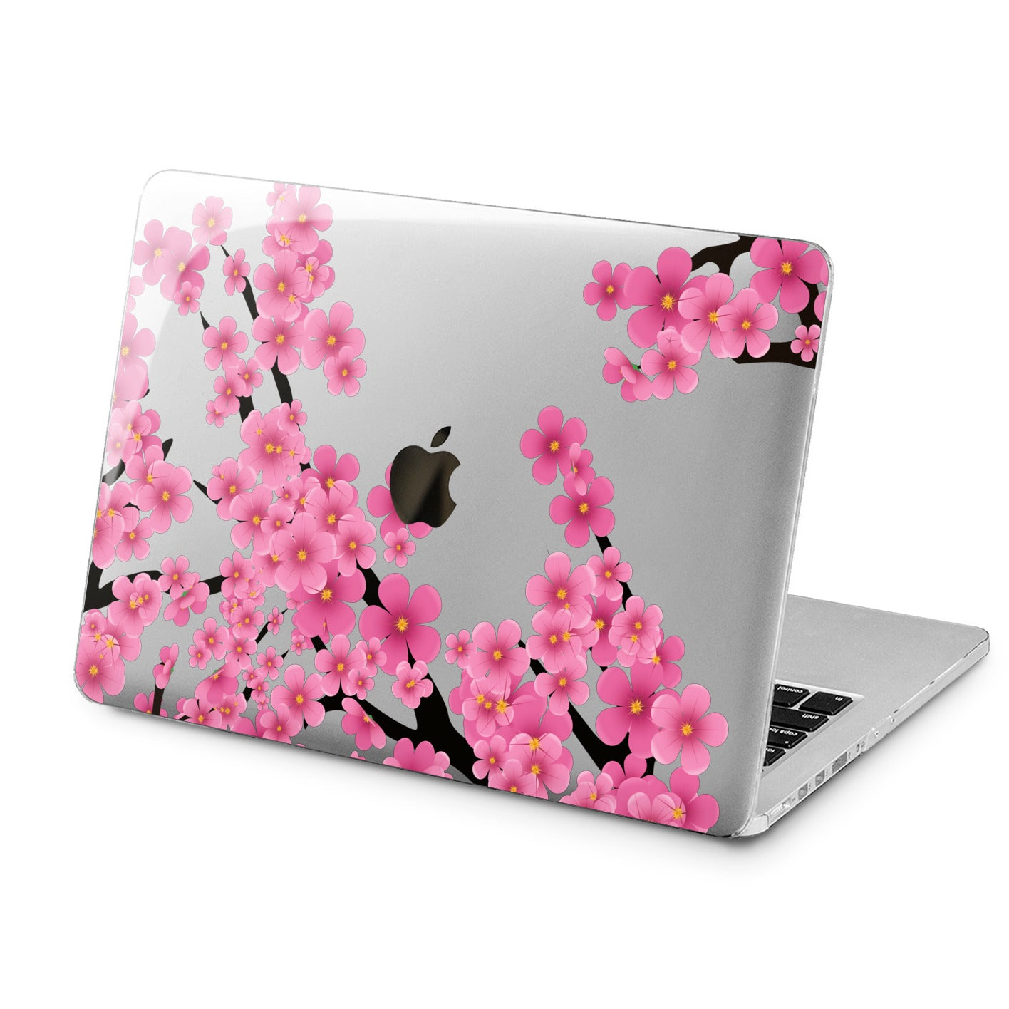 Lex Altern Lex Altern Pink Sakura Case for your Laptop Apple Macbook.