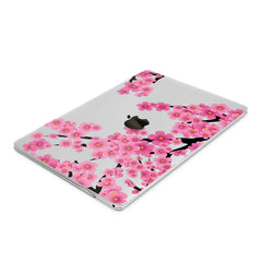 Lex Altern Hard Plastic MacBook Case Pink Sakura