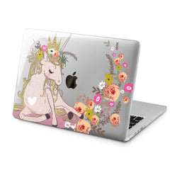 Lex Altern Lex Altern Adorable Unicorn Case for your Laptop Apple Macbook.