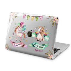 Lex Altern Lex Altern Cute Unicorn Case for your Laptop Apple Macbook.