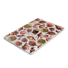 Lex Altern Hard Plastic MacBook Case Beautiful Seashells