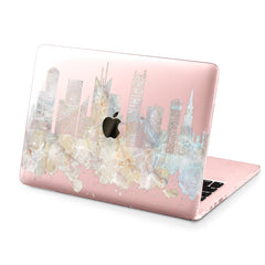 Lex Altern Hard Plastic MacBook Case Urban Theme