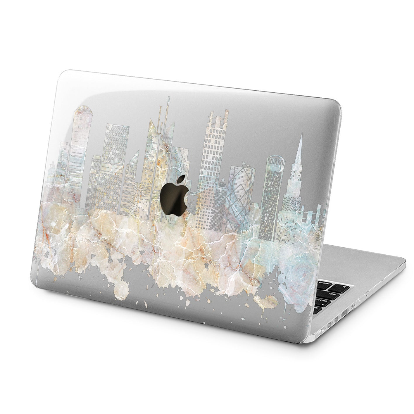 Lex Altern Lex Altern Urban Theme Case for your Laptop Apple Macbook.