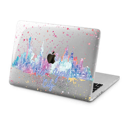 Lex Altern Lex Altern New York City Case for your Laptop Apple Macbook.