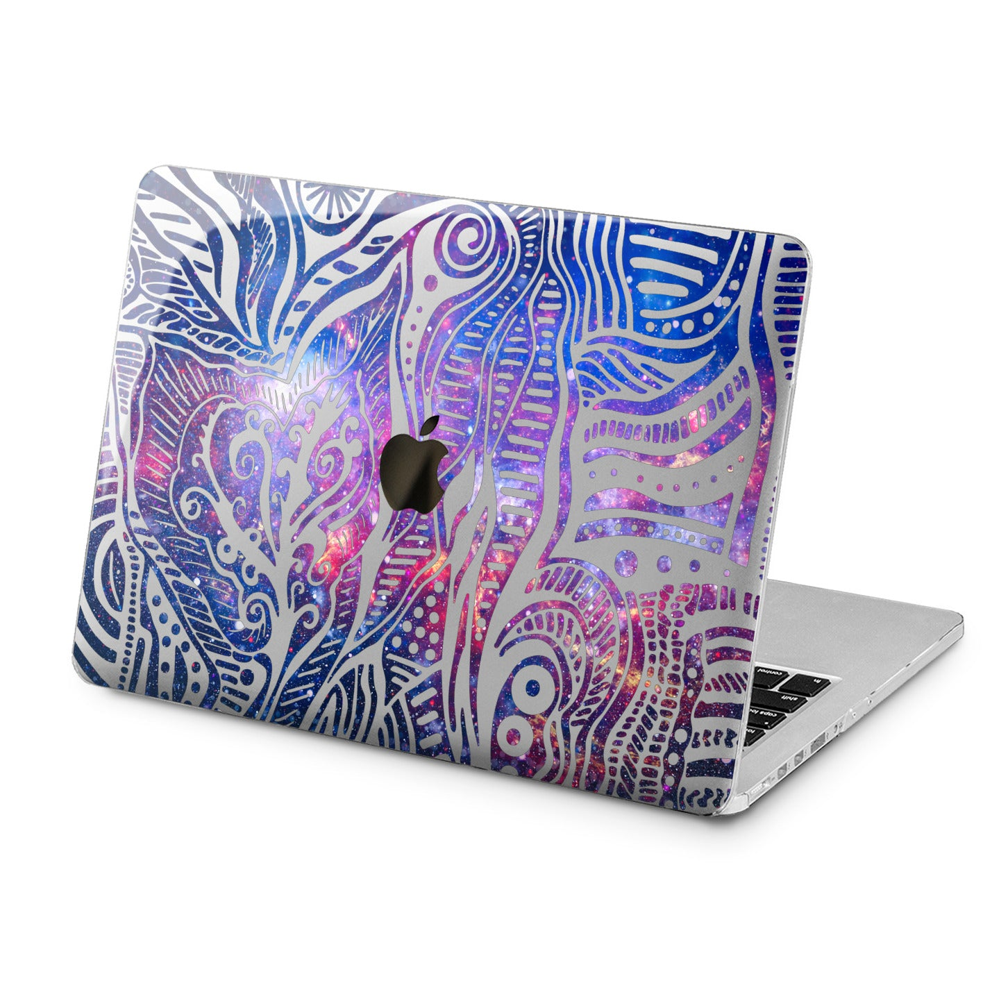 Lex Altern Lex Altern Galaxy Ornament Case for your Laptop Apple Macbook.