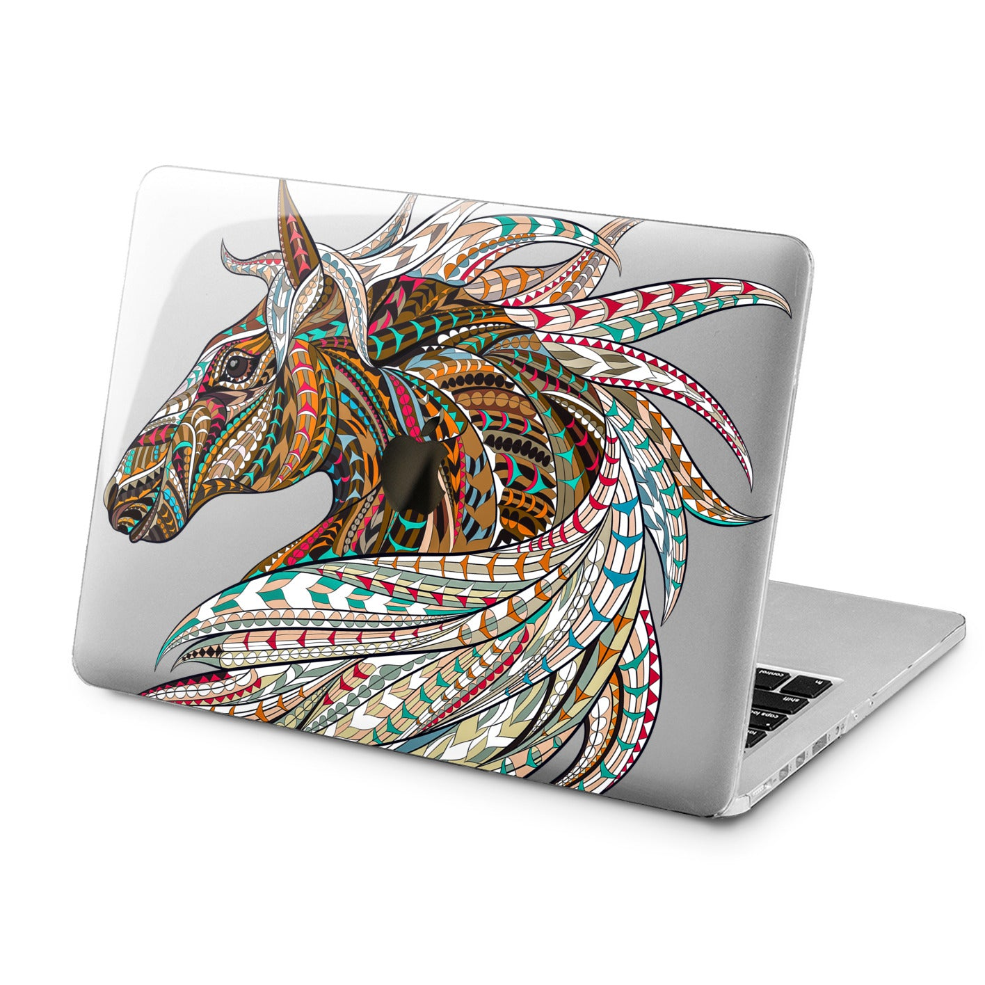 Lex Altern Lex Altern Indian Horse Case for your Laptop Apple Macbook.