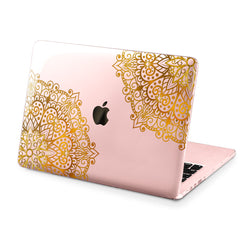 Lex Altern Hard Plastic MacBook Case Gentle Mandala