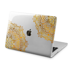 Lex Altern Lex Altern Gentle Mandala Case for your Laptop Apple Macbook.