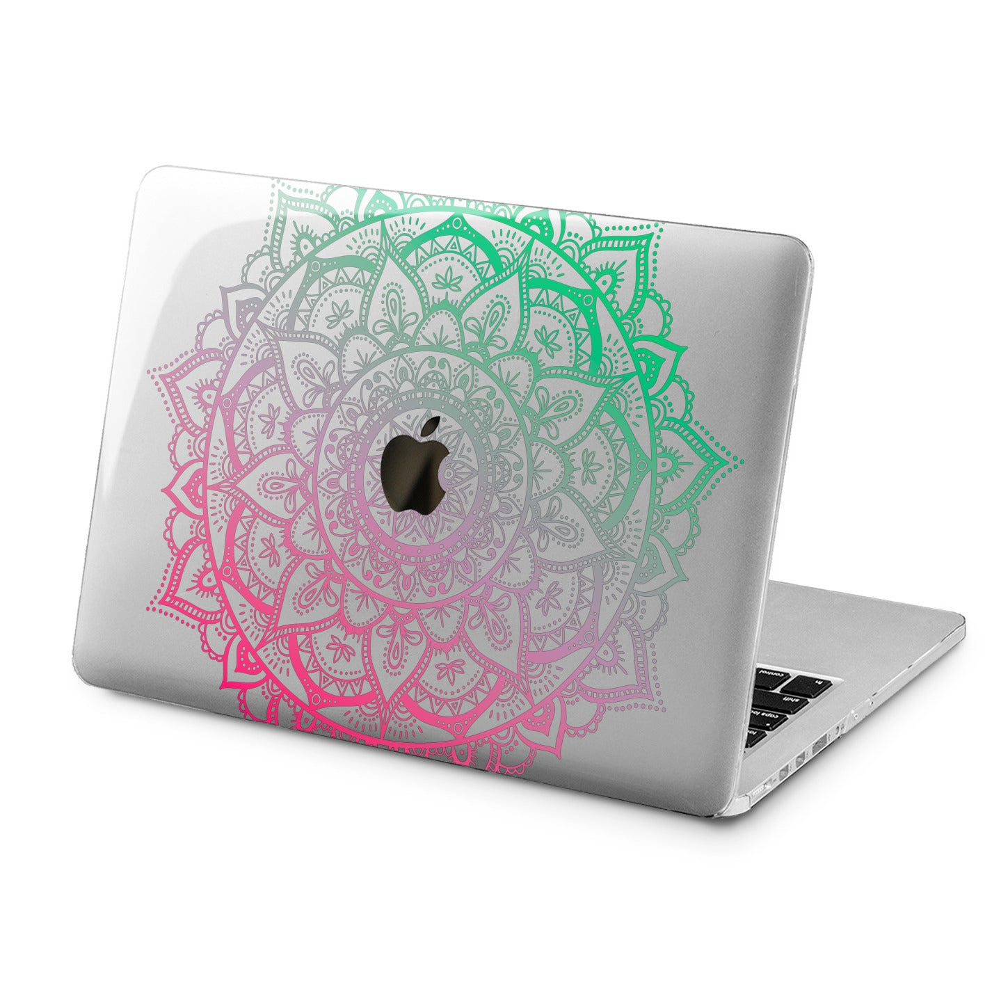 Lex Altern Lex Altern Special Mandala Case for your Laptop Apple Macbook.