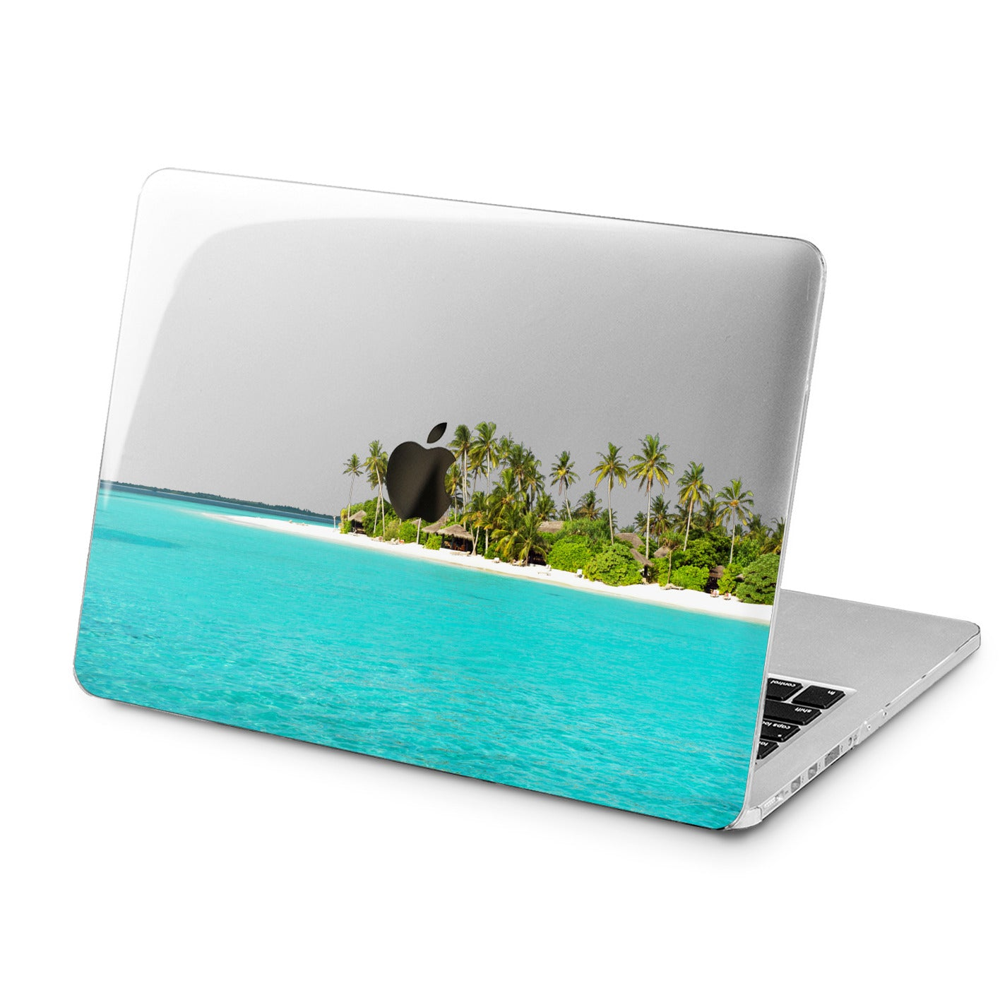 Lex Altern Lex Altern Palms Beach Case for your Laptop Apple Macbook.