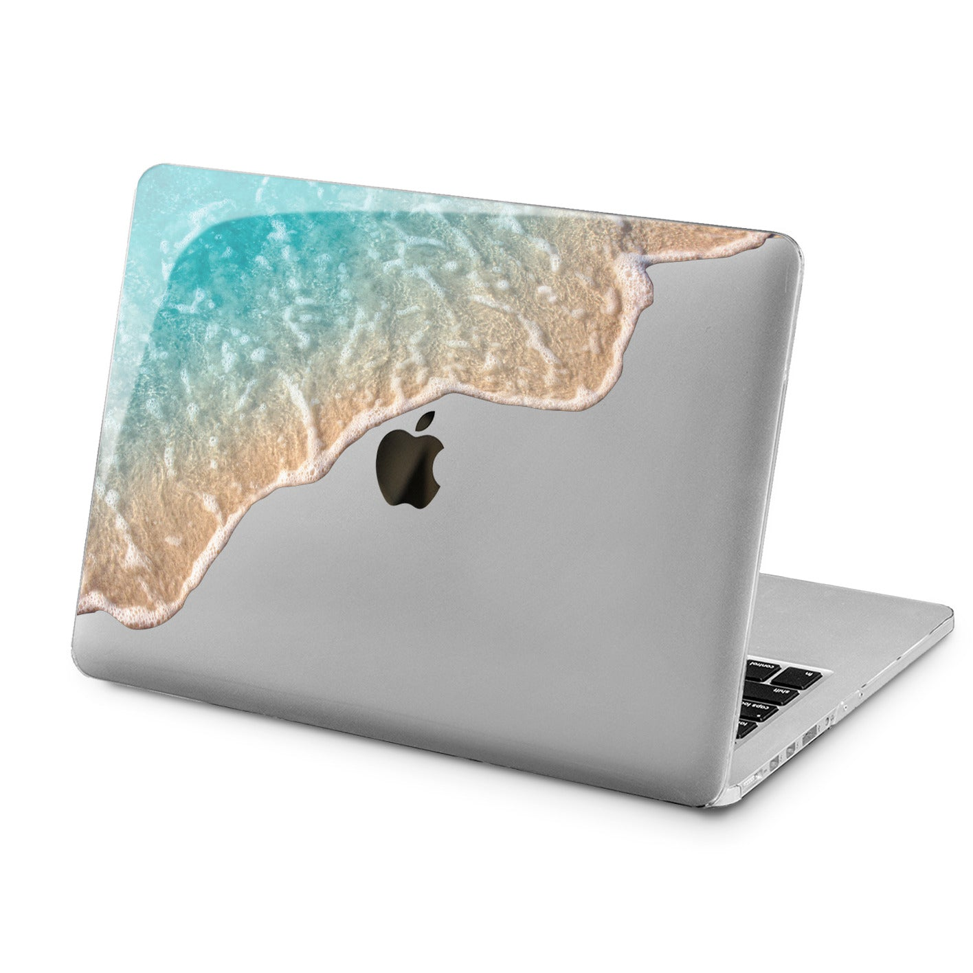Lex Altern Lex Altern Warm Wave Case for your Laptop Apple Macbook.