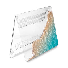 Lex Altern Hard Plastic MacBook Case Warm Wave