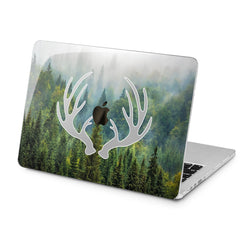 Lex Altern Lex Altern Beautiful Antlers Case for your Laptop Apple Macbook.