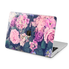 Lex Altern Lex Altern Cute Pink Roses Case for your Laptop Apple Macbook.