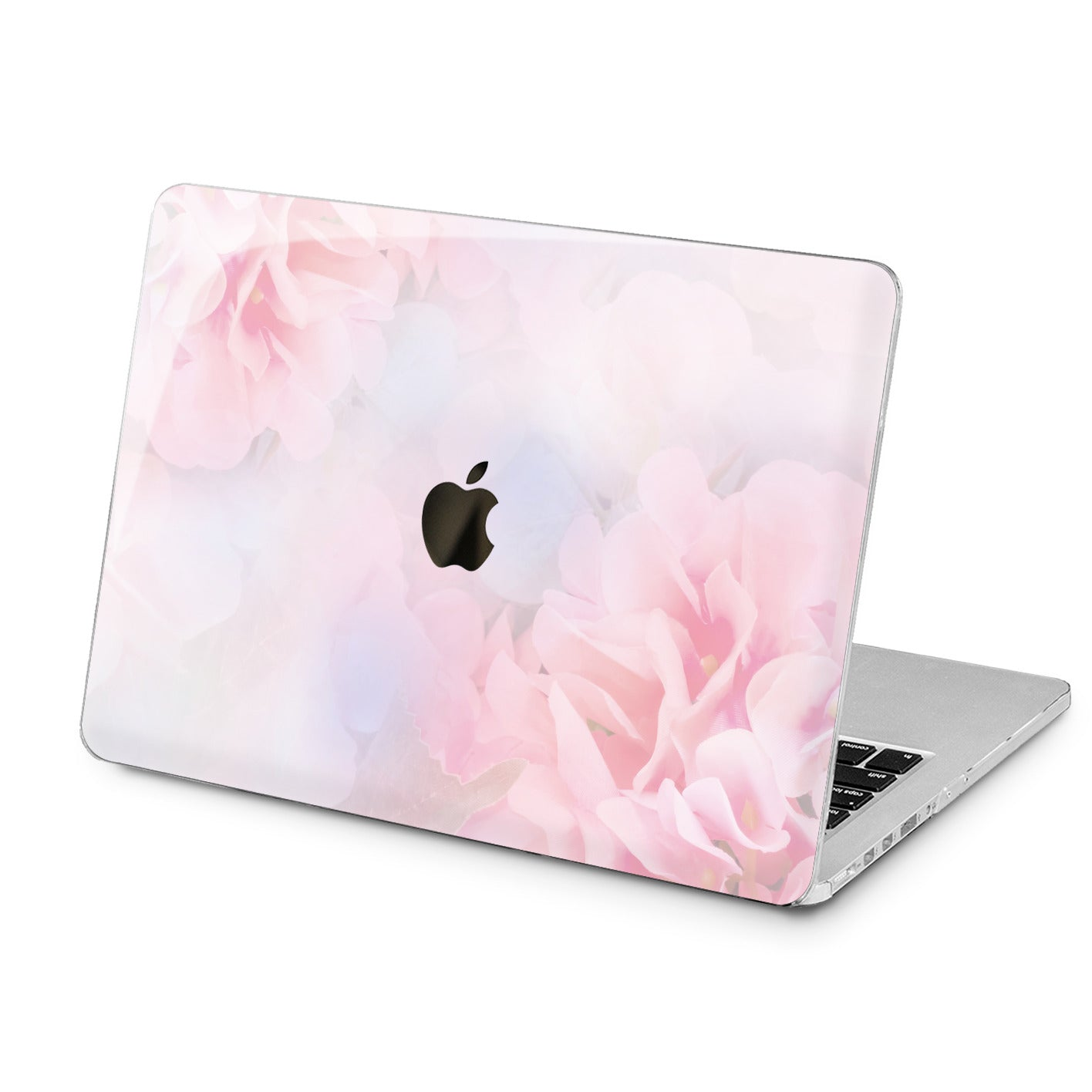 Lex Altern Lex Altern Gentle Floral Theme Case for your Laptop Apple Macbook.