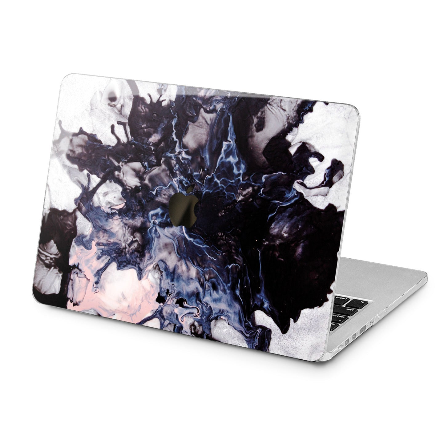 Lex Altern Lex Altern Inked Drawing Case for your Laptop Apple Macbook.