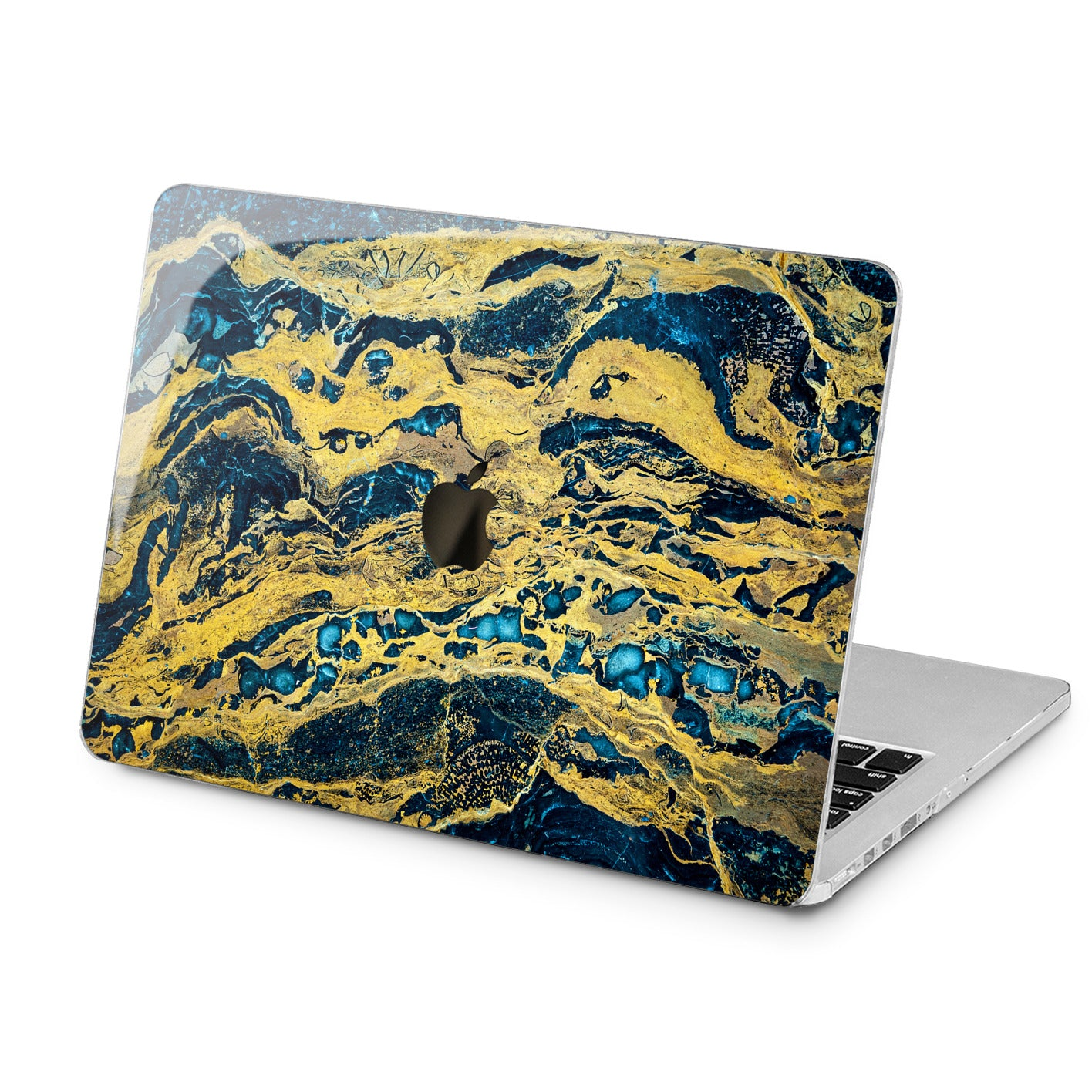 Lex Altern Lex Altern Golden Rock Case for your Laptop Apple Macbook.