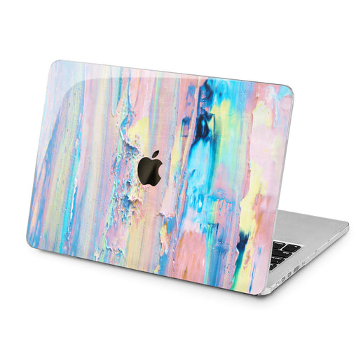 Lex Altern Lex Altern Abstract Drawing Case for your Laptop Apple Macbook.