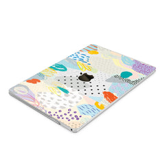 Lex Altern Hard Plastic MacBook Case Cute Colored Art