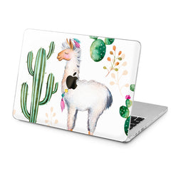 Lex Altern Lex Altern Adorable Llama Case for your Laptop Apple Macbook.