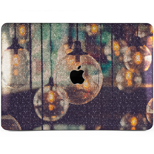 Lex Altern MacBook Glitter Case Beautiful Lamps