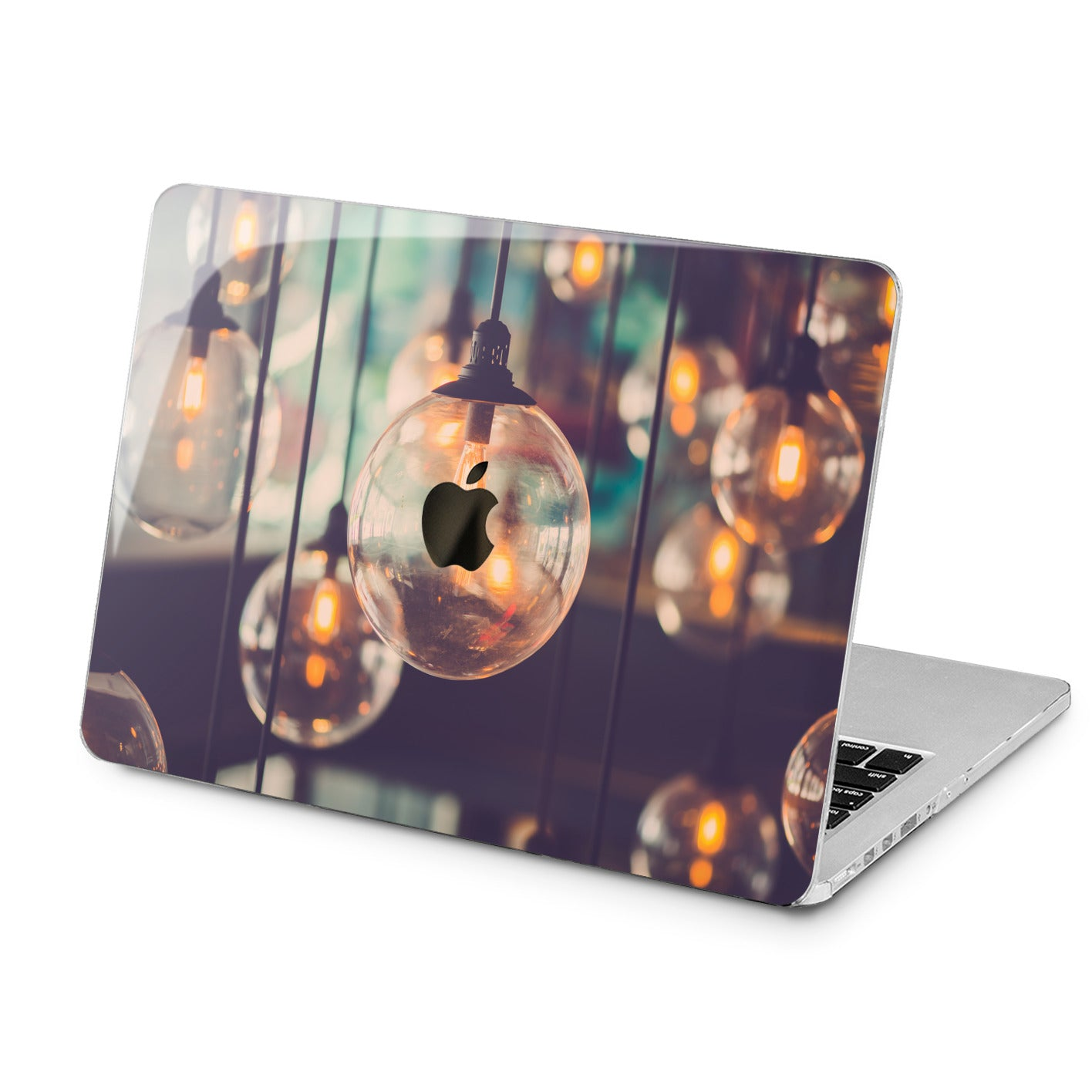 Lex Altern Lex Altern Beautiful Lamps Case for your Laptop Apple Macbook.