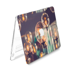 Lex Altern Hard Plastic MacBook Case Beautiful Lamps