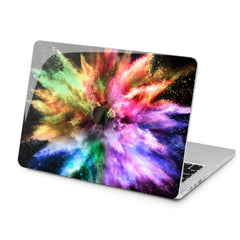 Lex Altern Lex Altern Colorful Burst Case for your Laptop Apple Macbook.