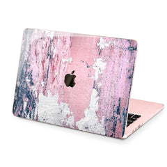 Lex Altern Hard Plastic MacBook Case Pink Watercolor