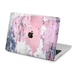 Lex Altern Lex Altern Pink Watercolor Case for your Laptop Apple Macbook.