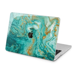 Lex Altern Lex Altern Cute Watercolor Print Case for your Laptop Apple Macbook.