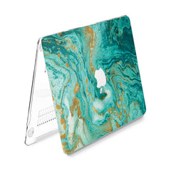 Lex Altern Hard Plastic MacBook Case Cute Watercolor Print