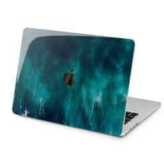 Lex Altern Lex Altern Dark Emerald Print Case for your Laptop Apple Macbook.