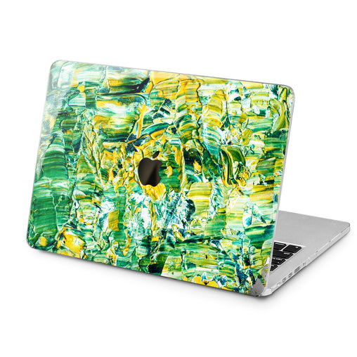 Lex Altern Lex Altern Acid Paint Case for your Laptop Apple Macbook.