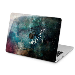 Lex Altern Lex Altern Galaxy Abstract Print Case for your Laptop Apple Macbook.