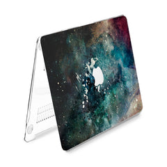 Lex Altern Hard Plastic MacBook Case Galaxy Abstract Print