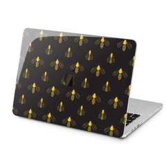 Lex Altern Lex Altern Graphic Bee Case for your Laptop Apple Macbook.
