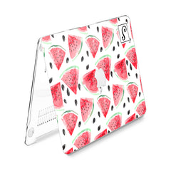Lex Altern Hard Plastic MacBook Case Sweet Watermelon