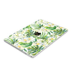 Lex Altern Hard Plastic MacBook Case Orchids Bloom
