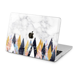 Lex Altern Lex Altern Marble Abstract Case for your Laptop Apple Macbook.