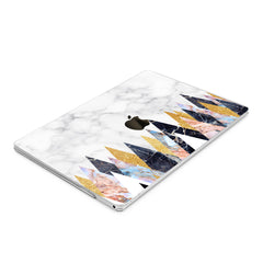 Lex Altern Hard Plastic MacBook Case Marble Abstract