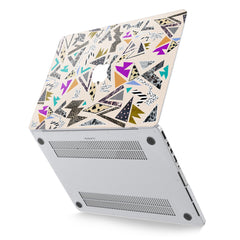 Lex Altern Hard Plastic MacBook Case Funny Abstract