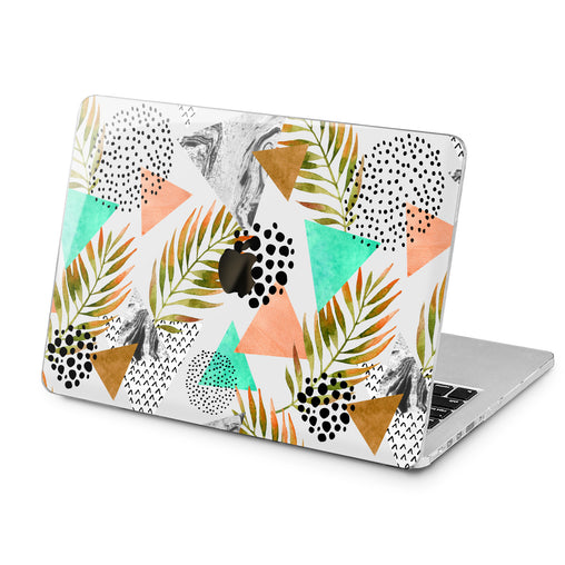 Lex Altern Lex Altern Tropical Geometry Case for your Laptop Apple Macbook.