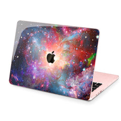 Lex Altern Hard Plastic MacBook Case Colorful Space