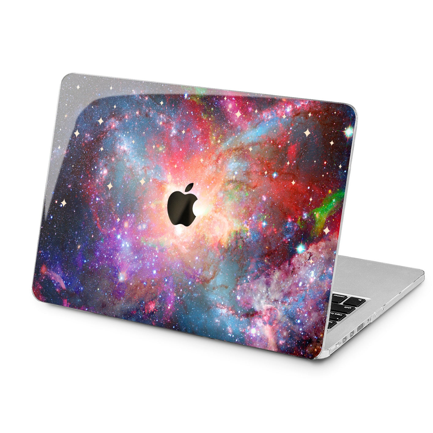 Lex Altern Lex Altern Colorful Space Case for your Laptop Apple Macbook.