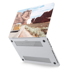 Lex Altern Hard Plastic MacBook Case Grand Canyon